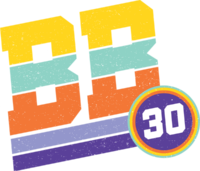Best Buddies 30th Anniversary logo