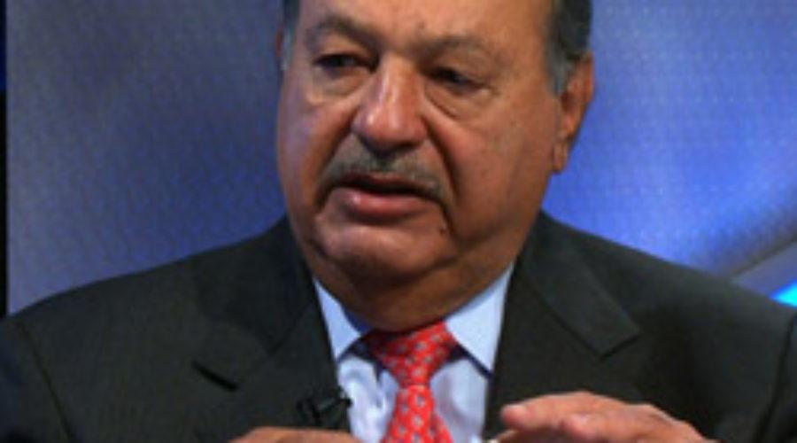 WSJ Covers Carlos Slim's Endorsement