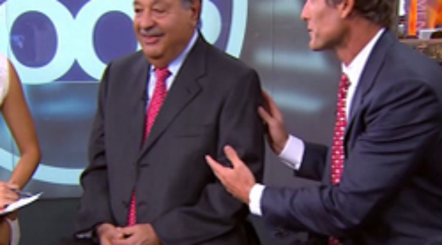 A Cause That Matters to Carlos Slim