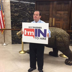 Governor Jerry Brown Supports I'M IN TO HIRE