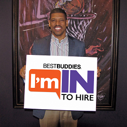 Mayor Kevin Johnson Proclaims I'M IN TO HIRE Day