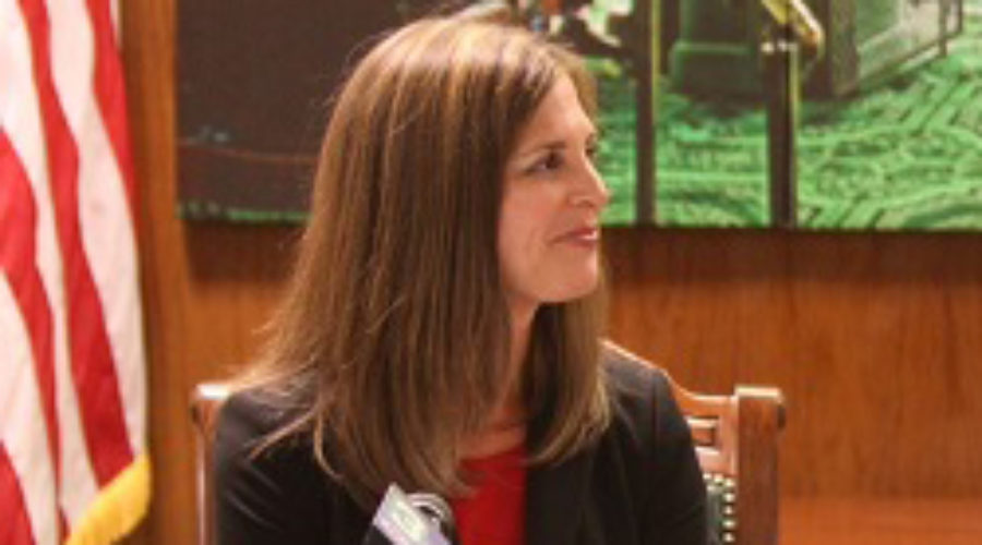 Republican Leader-Elect Kristen Olsen Supports I'M IN TO HIRE