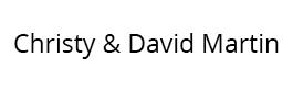 Christy & David Martin