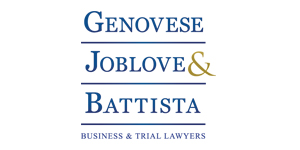 Genovese Joblove & Battista: Business & Trial Lawyers
