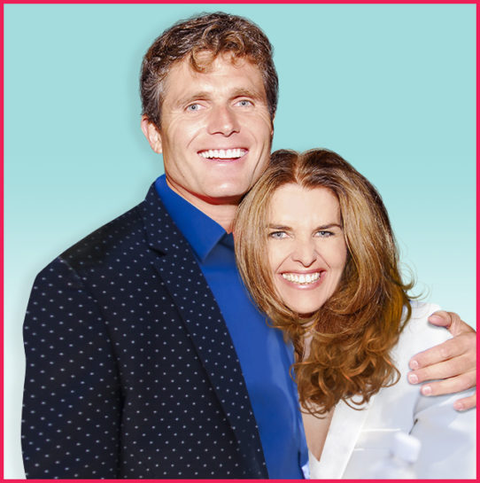 Best Buddies Mother's Day Event: Anthony & Maria Shriver