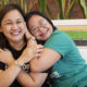 Sara Ungson and Anj Onrubia, Best Buddies Philippines