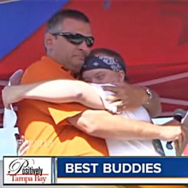 Best Buddies Helps Place Intellectually Disabled People into Competitive jobs