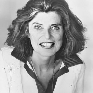 Eunice Kennedy Shriver, founder of the Special Olympics, advocate for those with disabilities and mother of Best Buddies founder and Chairman Anthony K. Shriver.