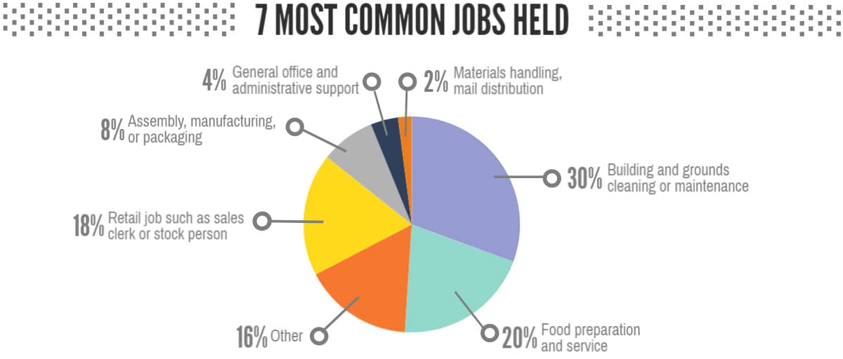 Best Buddies: Jobs Stats Inforgraphic 3