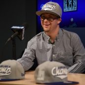 Joc And Champ Pederson Unveil New Cap For Charity