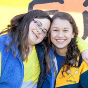 Meet Cate Alix and Sydney Winnick