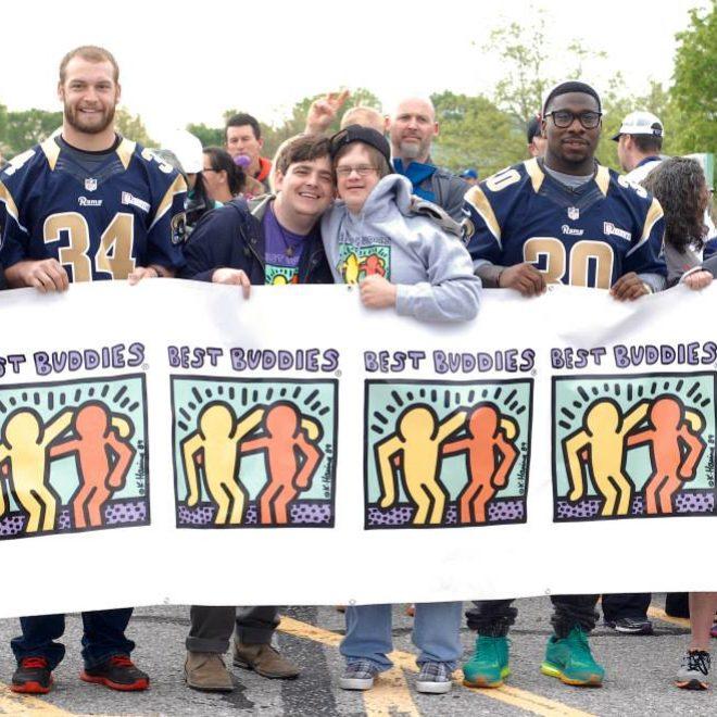 Inaugural Best Buddies Friendship Walk: Missouri