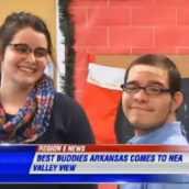 """Best Buddies Arkansas"" Comes to Valley View"