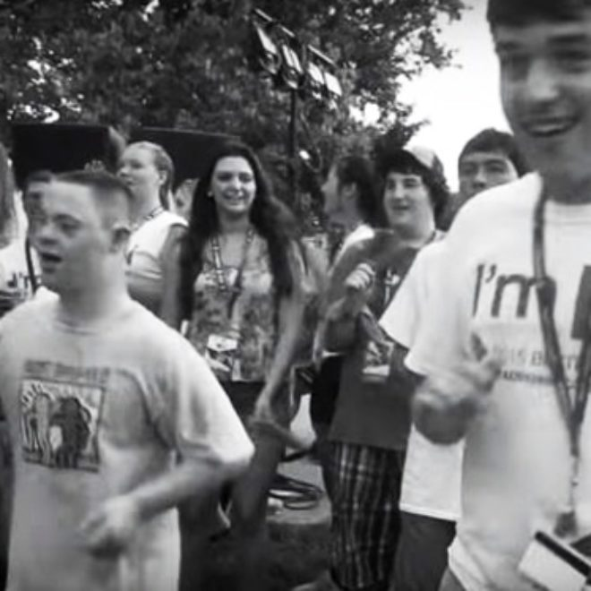 Chapter President Tells His Best Buddies Story Through Video