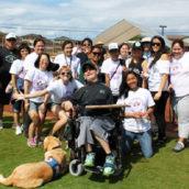 Oahu Holds Inaugural Best Buddies Friendship Walk
