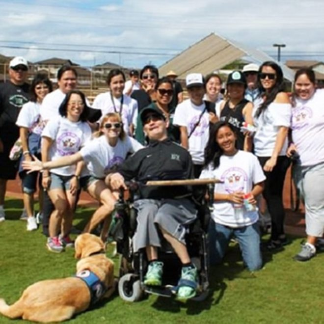 Oahu Holds Inaugural Best Buddies Friendship Walk