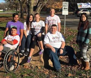 Pendleton Heights High School Holds Annual Respect Walk & Challenge Run