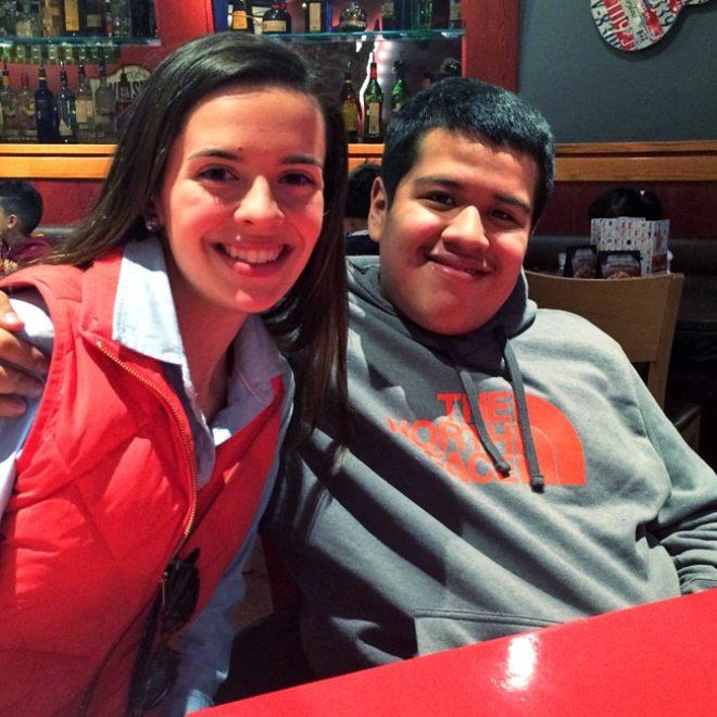 Meet Casey Stencil & Carlos Morales