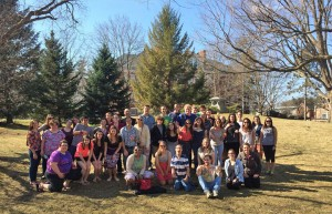 University of New Hampshire Best Buddies