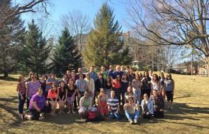 University of New Hampshire Best Buddies