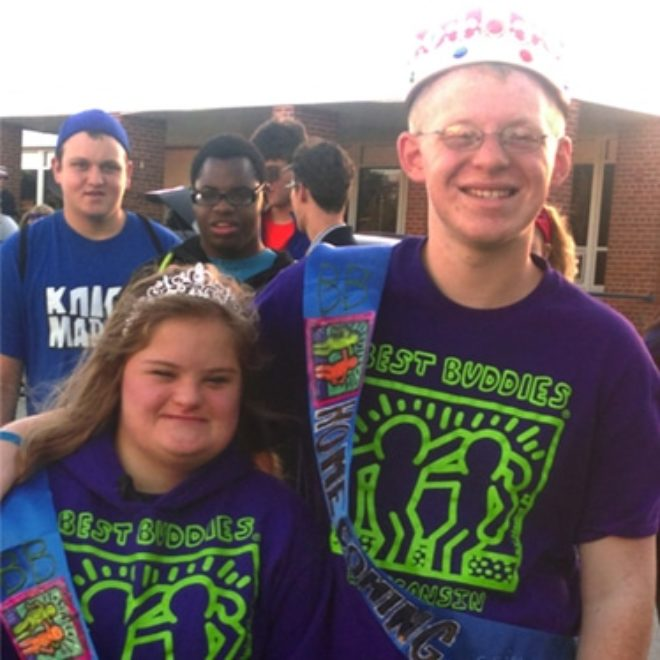 Oak Creek Best Buddies Appears on<br/>Fox 6