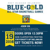 2016 Blue-Gold All-Star Basketball Games