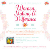 2016 Women Making a Difference Luncheon and Fashion Show