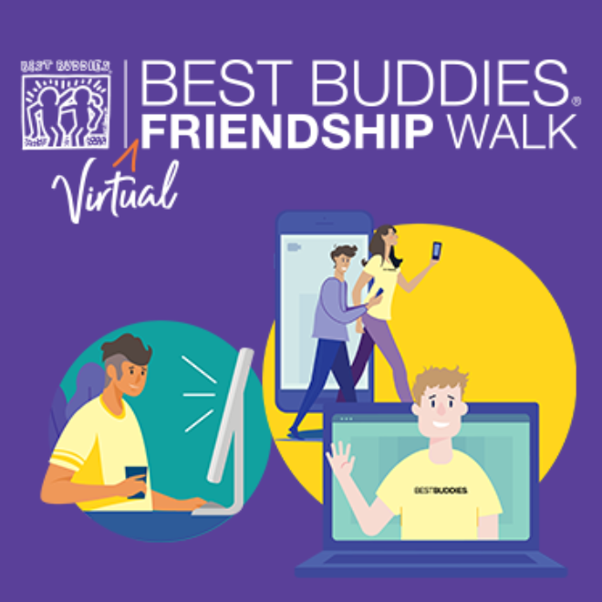Best Buddies Friendship Walks in New York