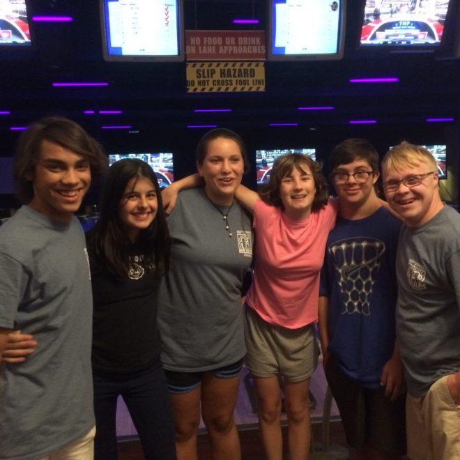 Community Bowling Night with Best Buddies Georgia