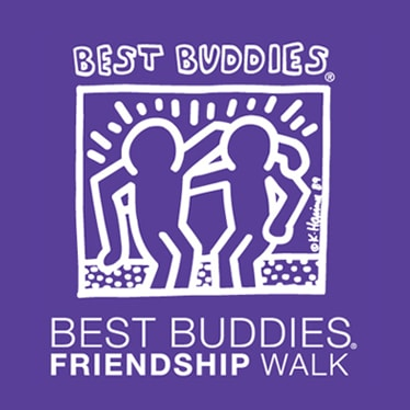 Best Buddies Friendship Walk Logo