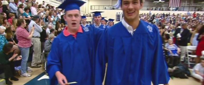Best Friends Reach Graduation