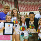 """Student Chapter from Eastern Connecticut Earns Top Honors from Nonprofit """"Best Buddies"""""""