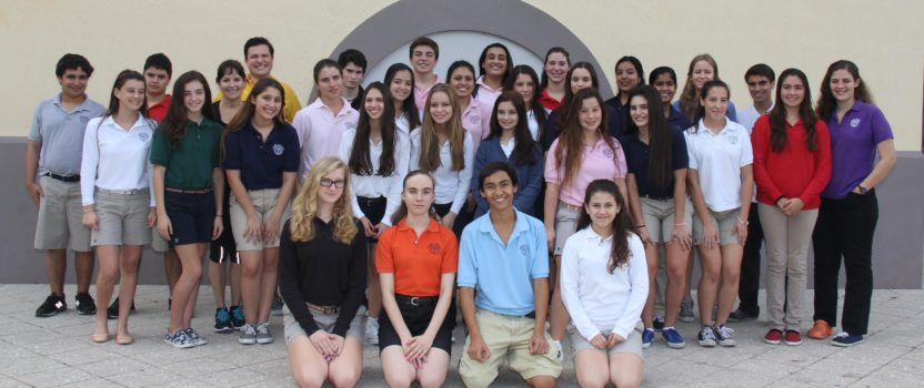 Best Buddies Month: Riviera Preparatory School (Promoters Chapter)