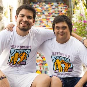 Best Buddies Month: Carlos & Jorge (Paraguay)