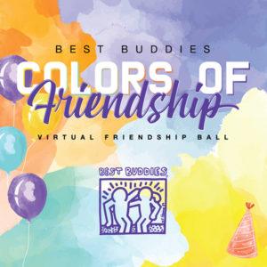 Virtual Friendship Ball logo