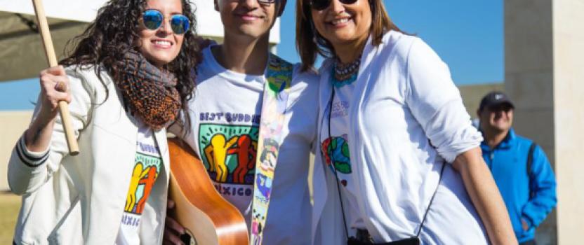 Best Buddies Mexico's Inaugural Friendship Walk
