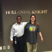Best Buddies Jobs: Honoring Holland & Knight
