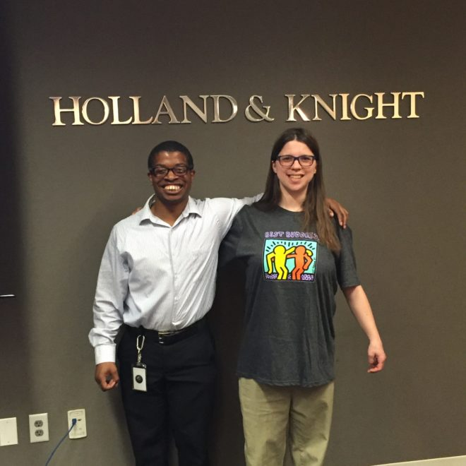 Best Buddies Jobs: Honoring Holland & Knight