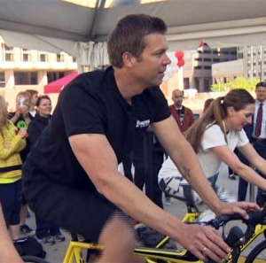 'In It to Spin It' raises money for Best Buddies