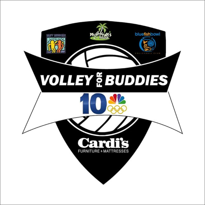 2017 NBC10's Volley For Buddies