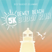 2016 Team Best Buddies: Dewey Beach 5K Buddy Run