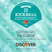 2016 Buddies Delaware Kickball Tournament