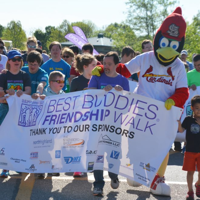 2nd Annual Best Buddies Friendship Walk at Creve Coeur Park Raises $75,000