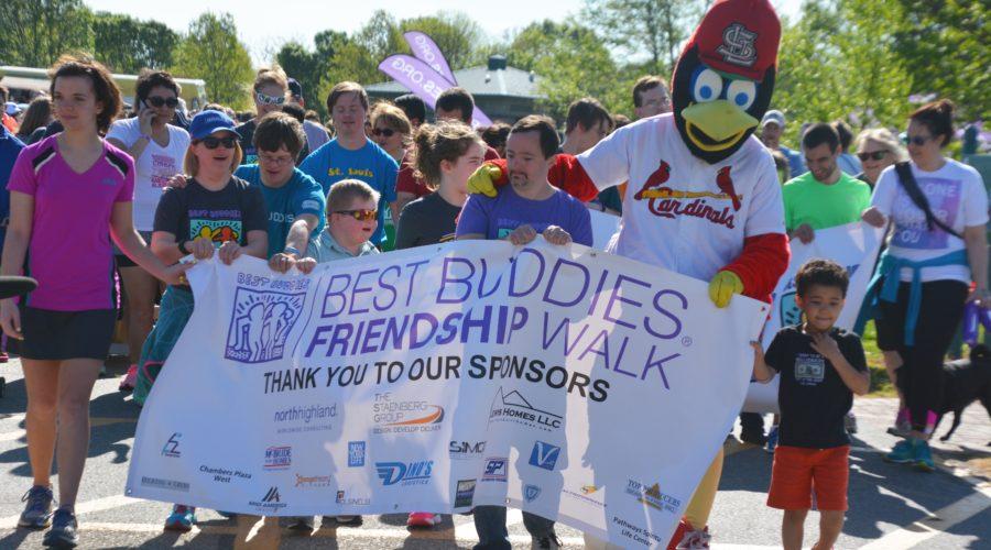 2nd Annual Best Buddies Friendship Walk at Creve Coeur Park Raises $75,000