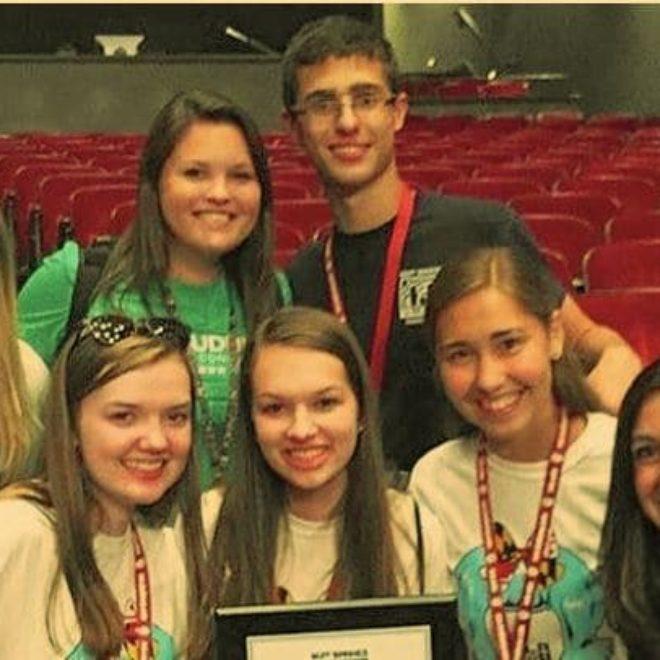 Fallston High School Best Buddies Program Earns International Recognition