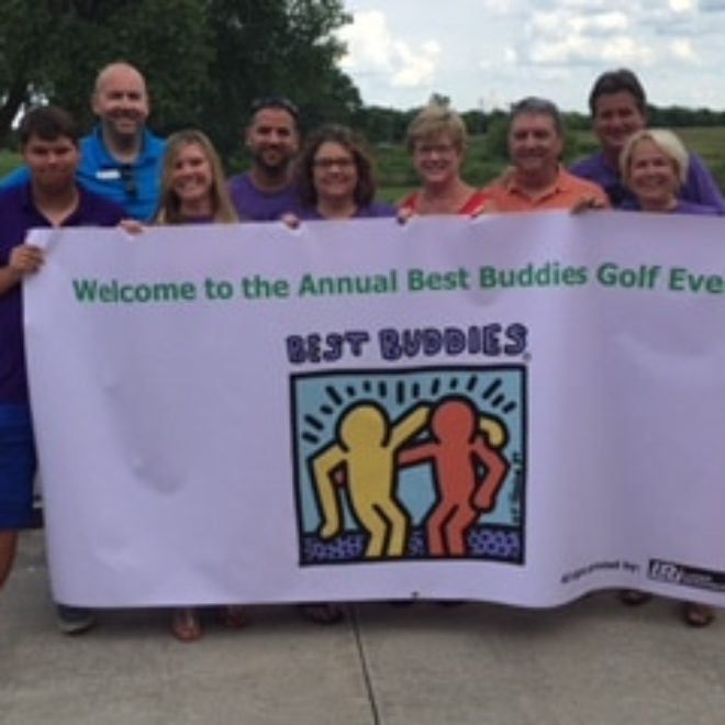 Inaugural Golf Outing raises over $12,000 for Best Buddies Iowa