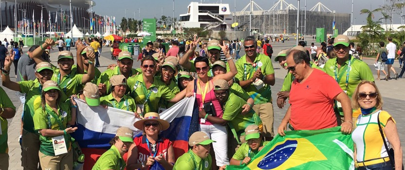 Best Buddies in Brazil Makes History at the 2016 Summer Olympic Games in Rio de Janiero