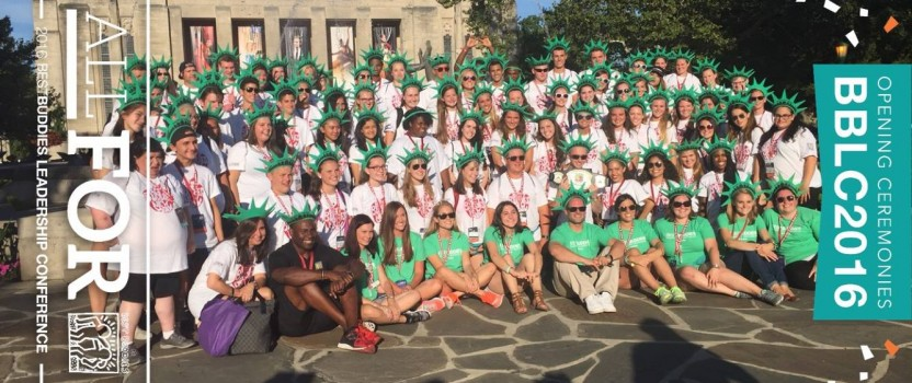 95 Student Leaders From New York Attend Annual Best Buddies Leadership Conference