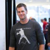 Tom Brady Hosts Kickoff for Best Buddies Challenge