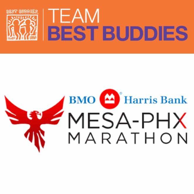 Team Best Buddies: Mesa-PHX Marathon